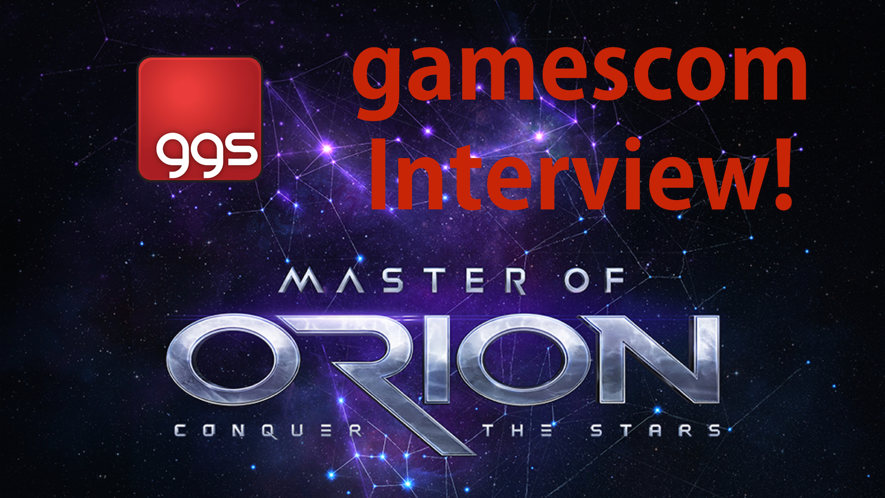 gamescom interview – Master of Orion