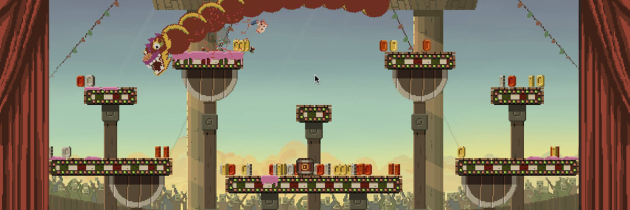 Team17 Brings Penarium To PC, PS4 And Xbox One Tomorrow