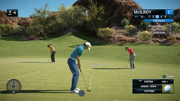 EA Sports Rory McIlroy PGA Tour Now Available Via EA Access
