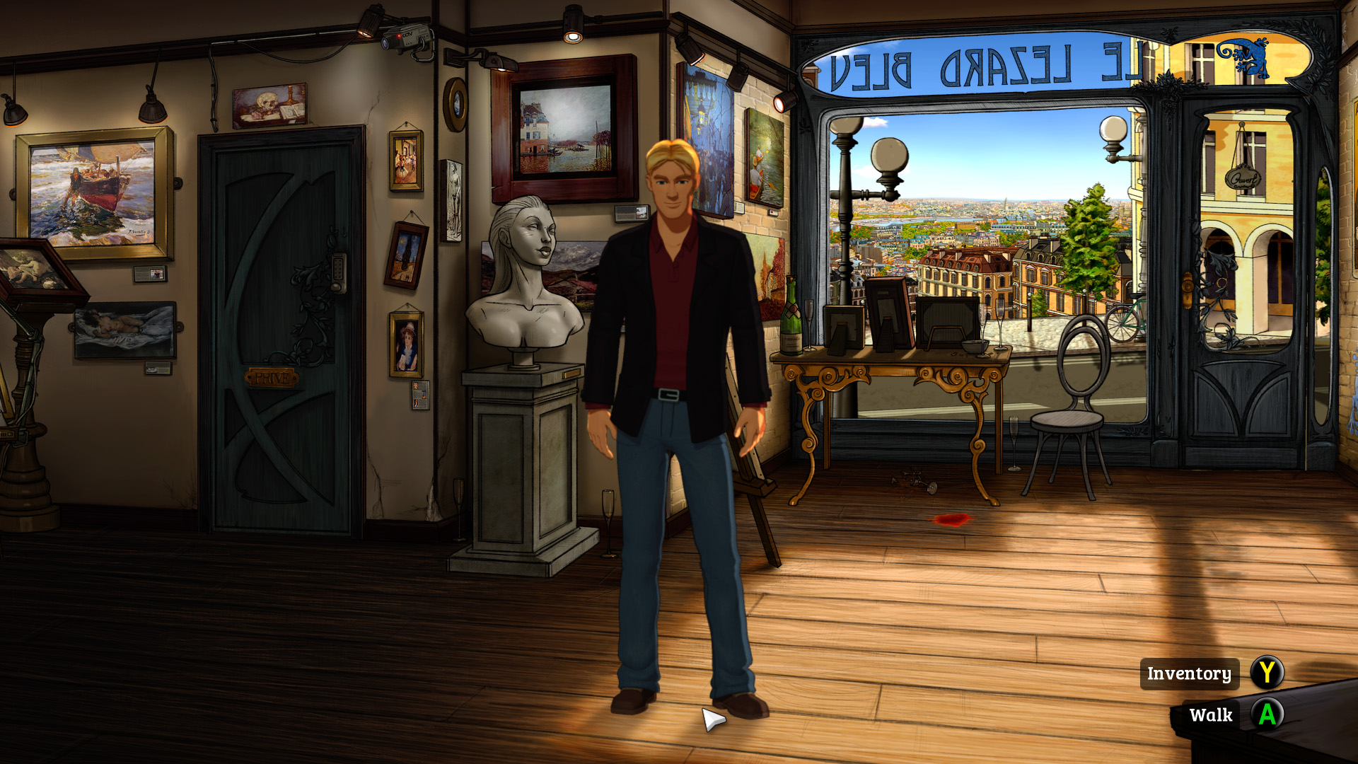 Review: Broken Sword 5 The Serpent's Curse