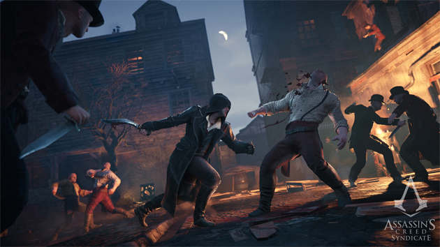 Assassin's Creed: Syndicate Story Trailer Debuts