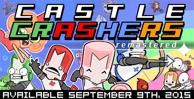 Castle Crashers Remastered Coming To Xbox One
