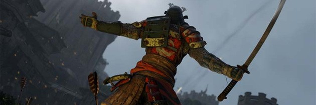 """Experience the Thrill of Battle in For Honor """"In The Battle"""" 360° Video."""