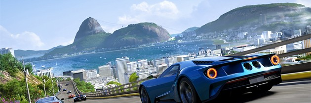 Open Beta for Windows 10 Users for Forza Motorsport 6: Apex