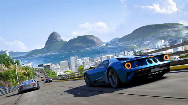 Time To Take Forza Motorsport 6 Out For A Spin