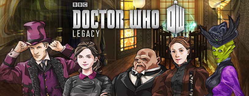 Doctor Who: Legacy to Receive Weekly Updates