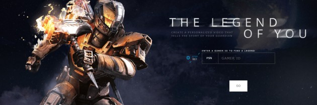 """See Your Name and More in Latest Destiny """"Legend of You"""" Trailer"""
