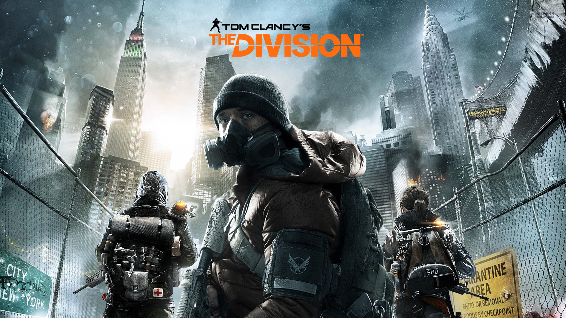 EGX 2015: The Division Impressions