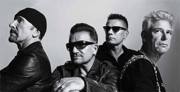U2 To Make Its Rock Band Debut