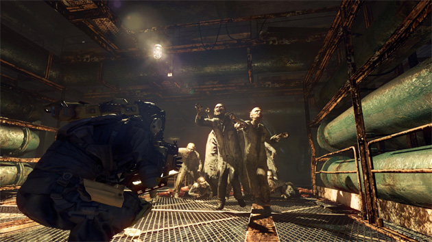 New Umbrella Corps Gameplay Trailer