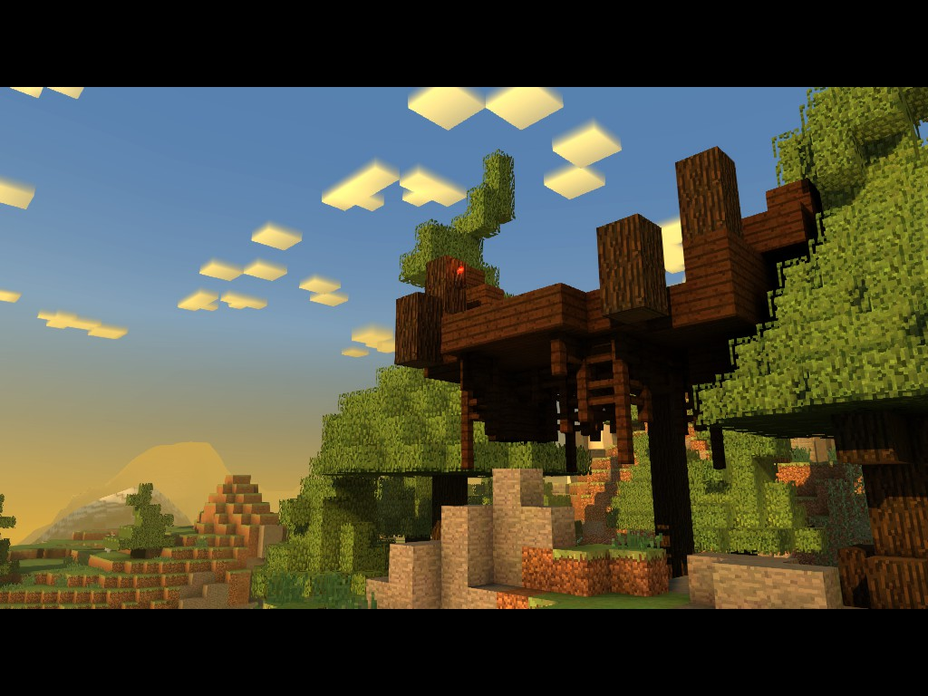 Celebrate Minecraft's Fourth Birthday With a Free Skin For Your Xbox!