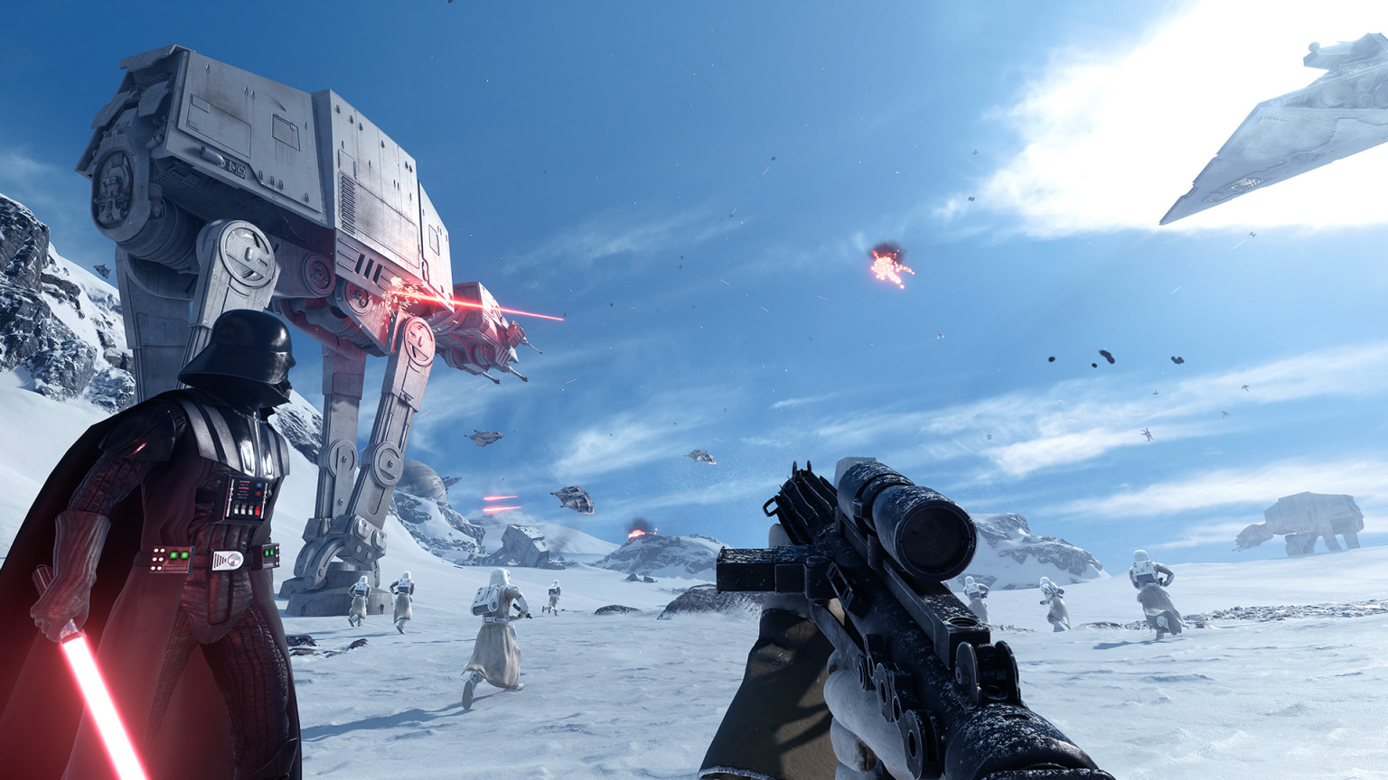 Star Wars Battlefront Beta Preview