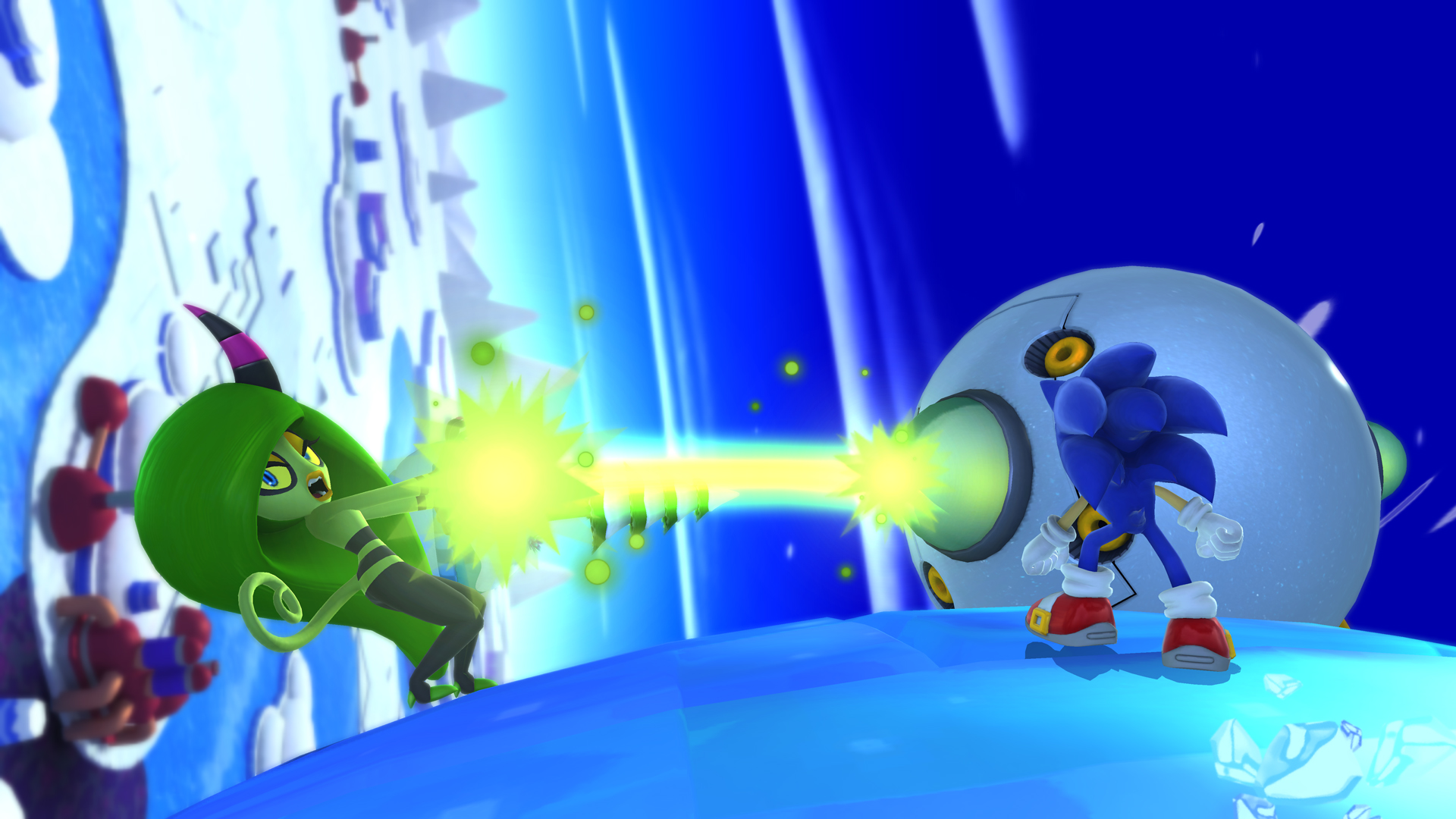 Sonic Lost World Racing To PC