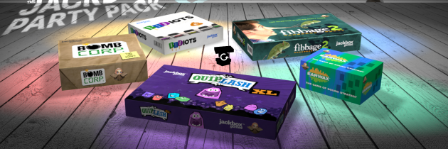 Review: The Jackbox Party Pack 2