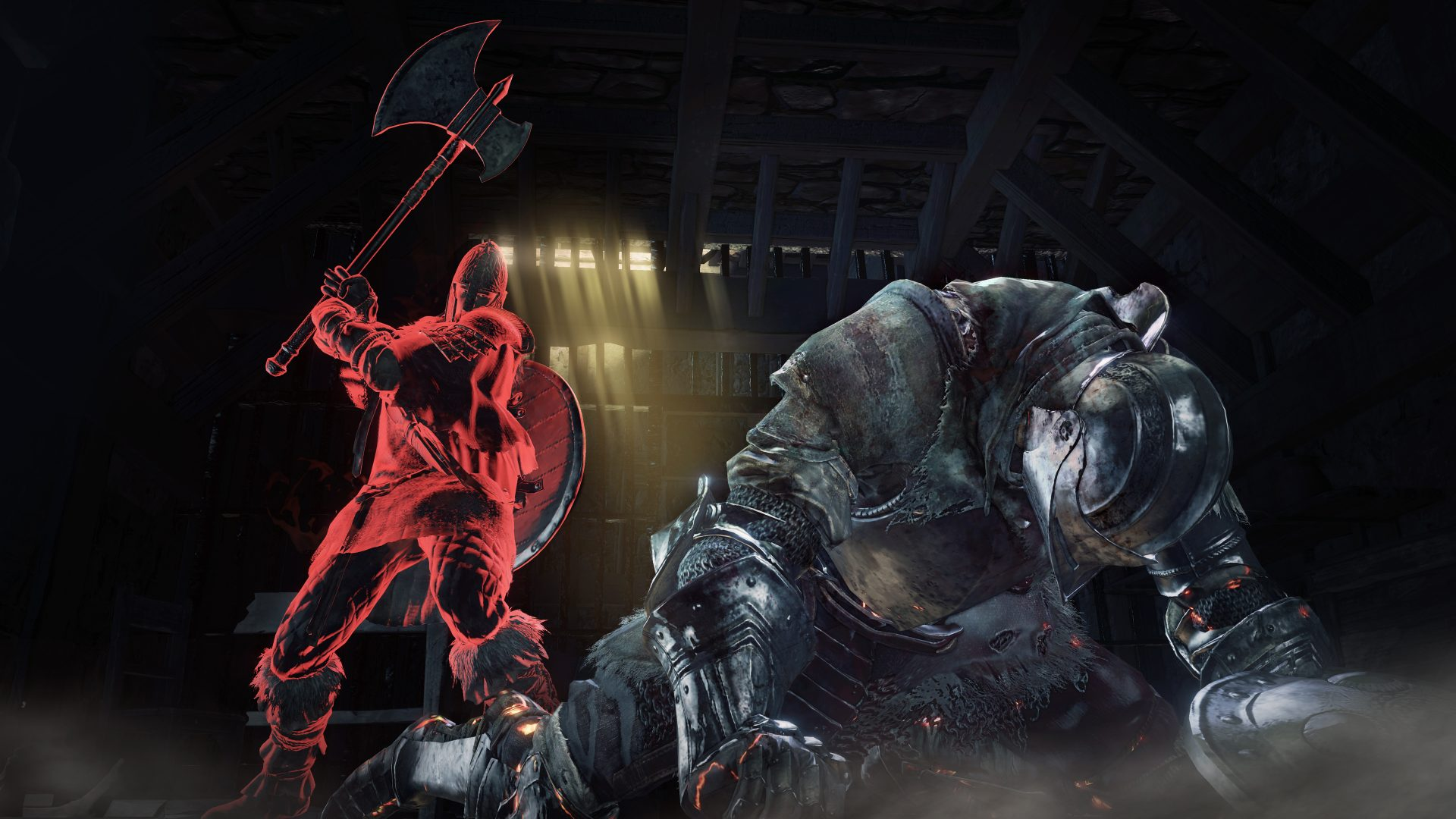 Here's what the Dark Souls 3 multiplayer is going to look like