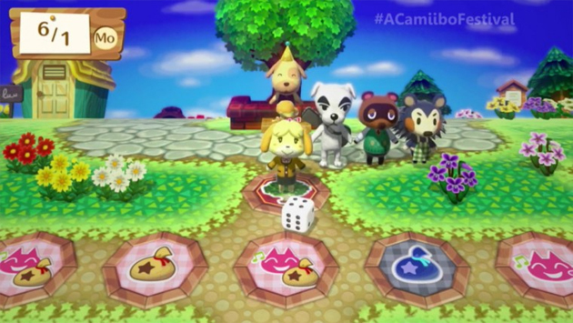Animal Crossing: amiibo Festival Coming Next Month