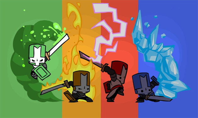 Review: Castle Crashers Remastered