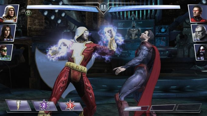 New Characters And Mode For Injustice On Mobile Devices