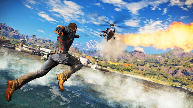Just Cause 3 Story Developer Diary