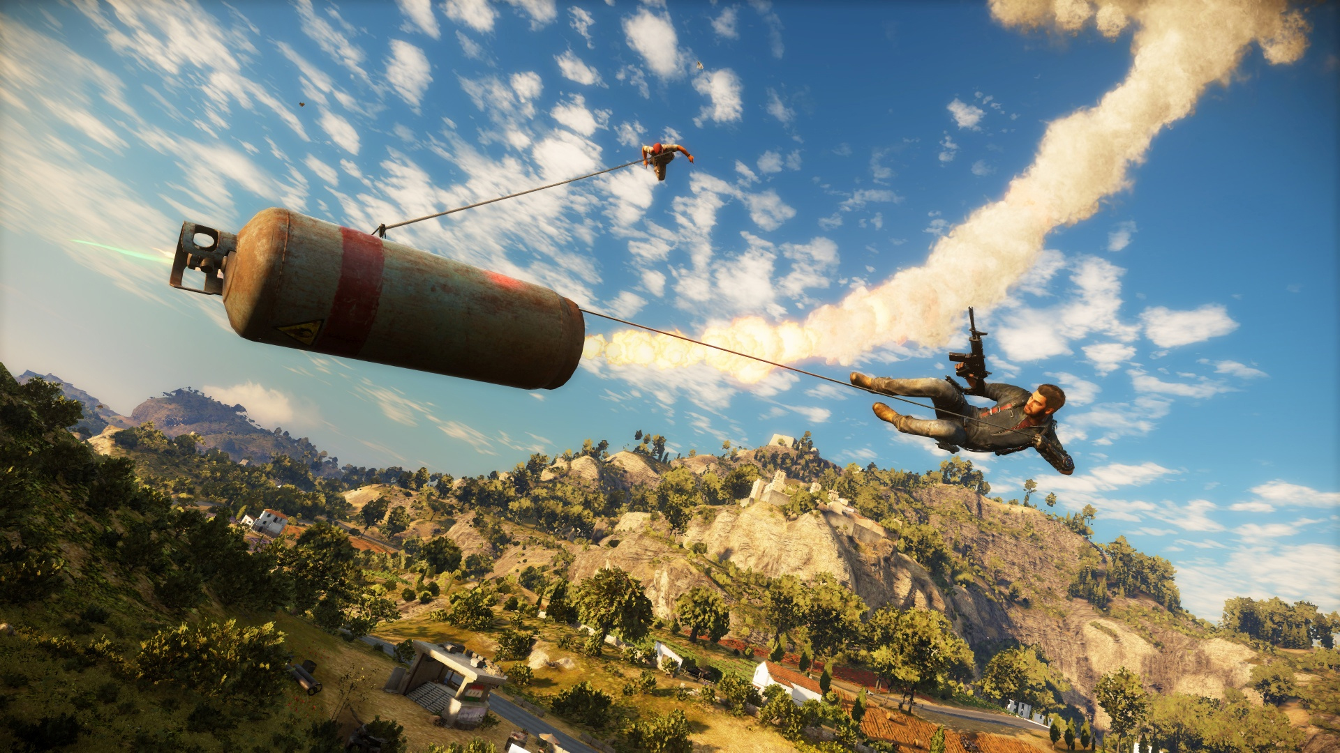 Just Cause 3 Launch Trailer Is Here!