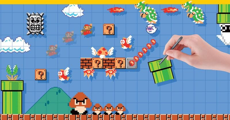 In Under A Month, Super Mario Maker Crosses The One Million Mark