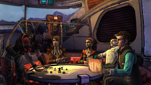 Tales from the Borderlands Finale Launches Tomorrow