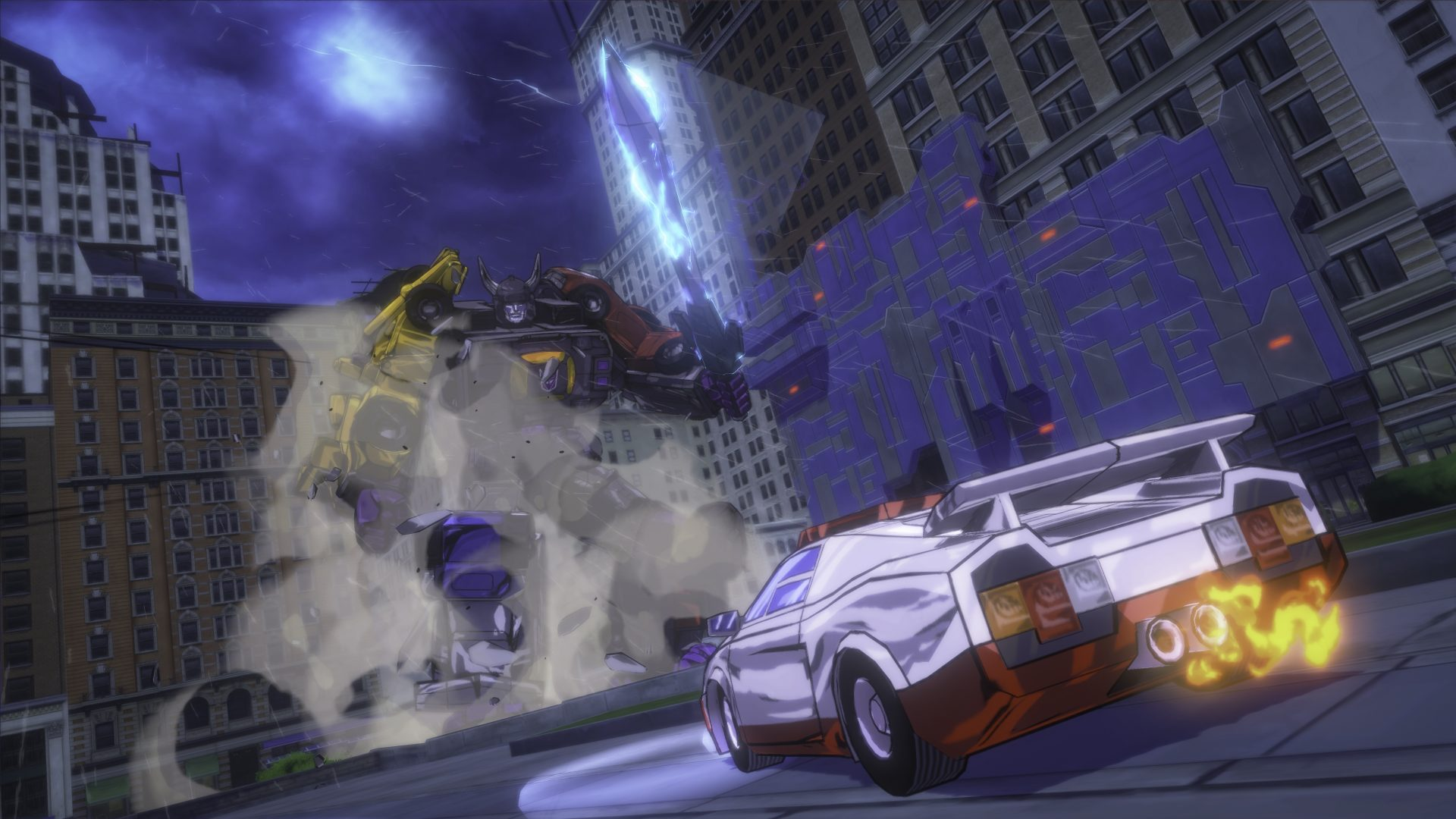 New DLC Now Available For Transformers Devastation