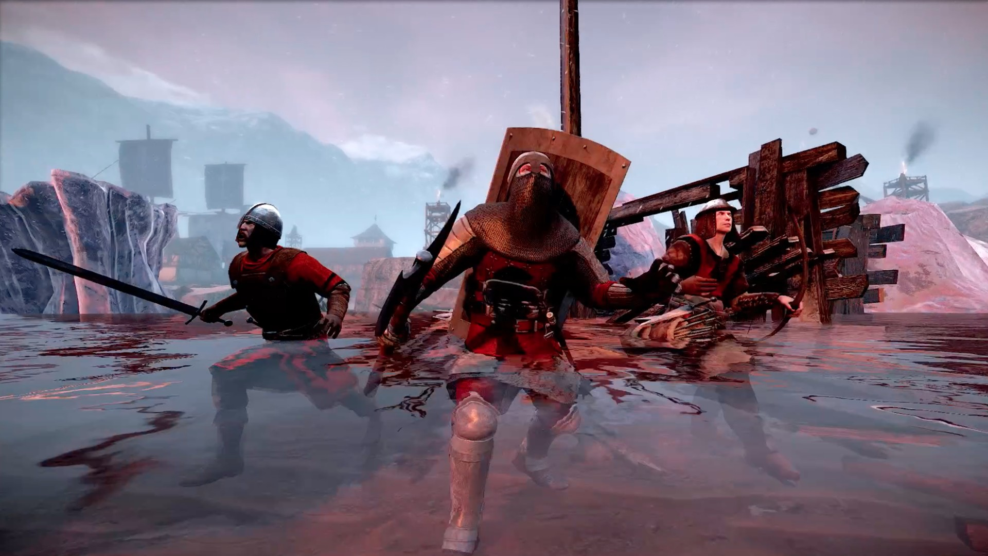 Chivalry: Medieval Warfare Coming In December For Current-Gen Consoles