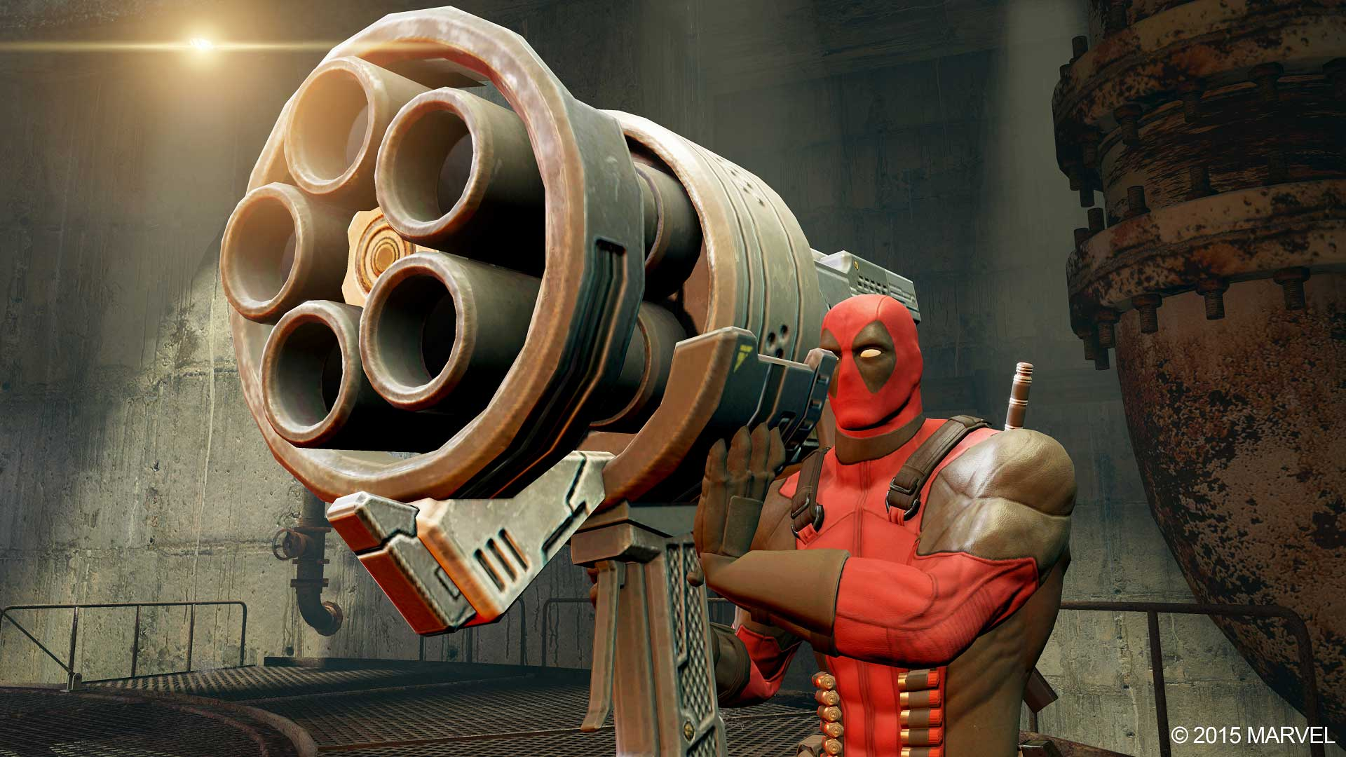 Deadpool Is Now Available For Current-Gen