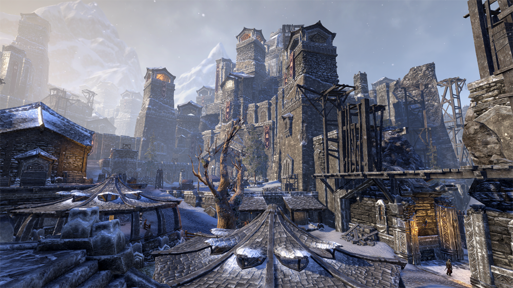 New DLC Pack Available For The Elder Scrolls Online: Tamriel Unlimited