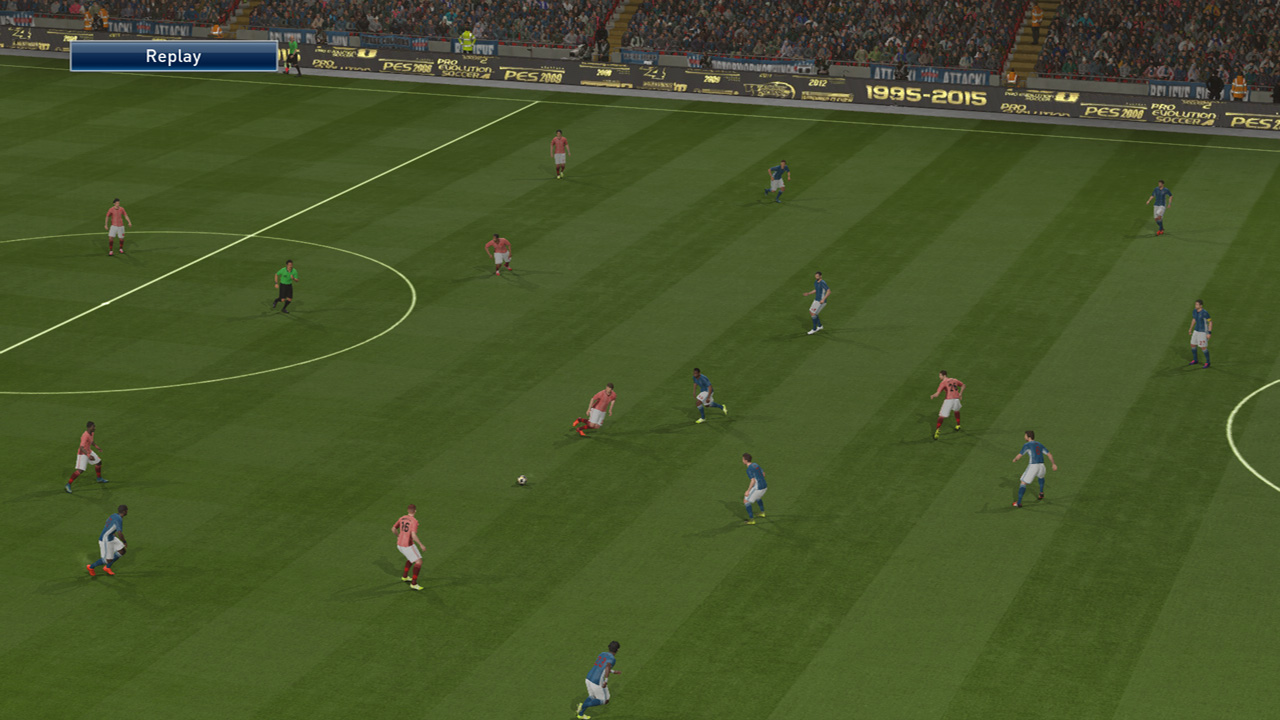 Free To Play PES 2016 Edition Announced