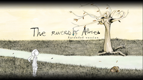 The Rivers Of Alice Press Screen 1