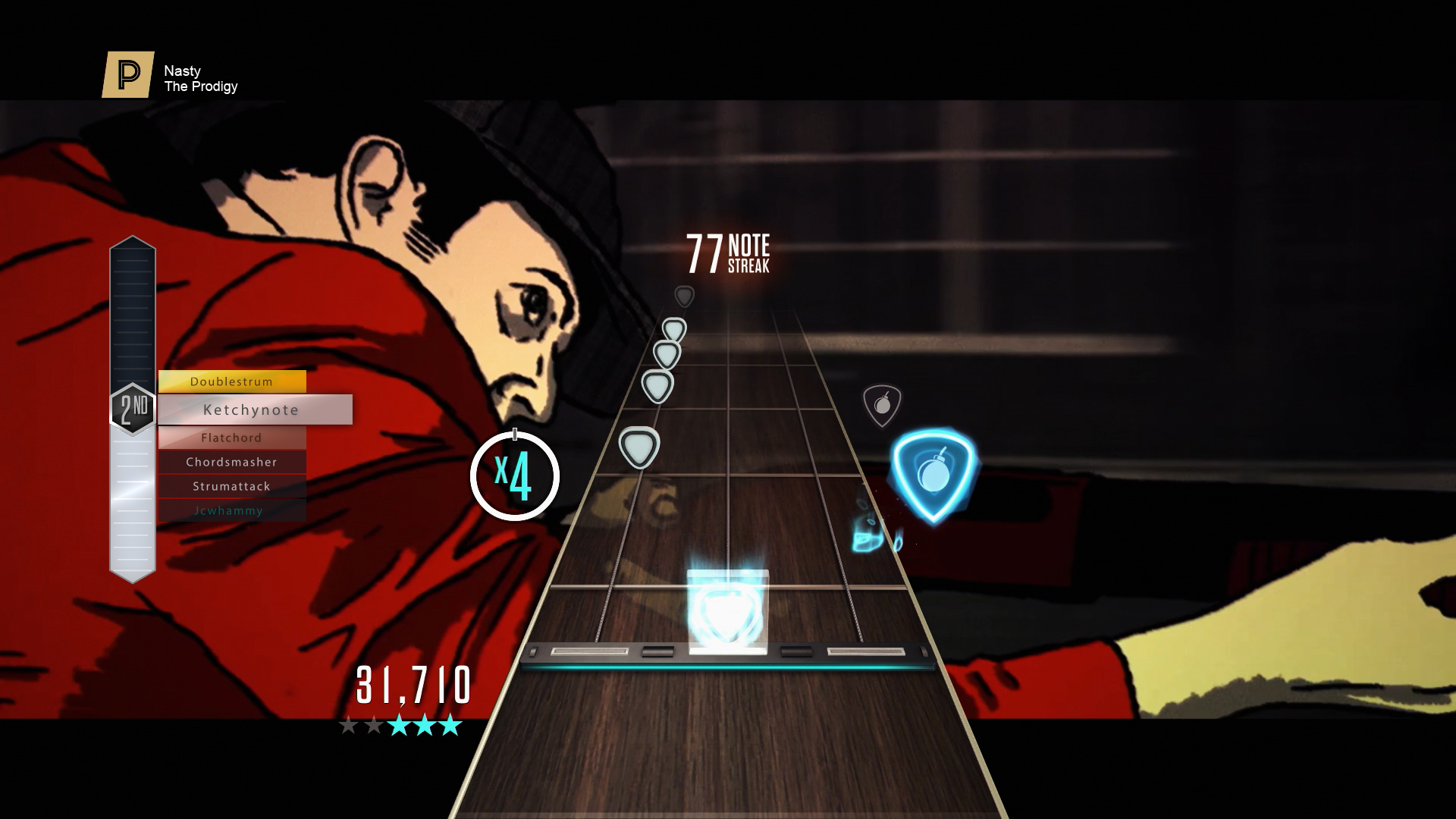 34 New Tracks For Guitar Hero Live