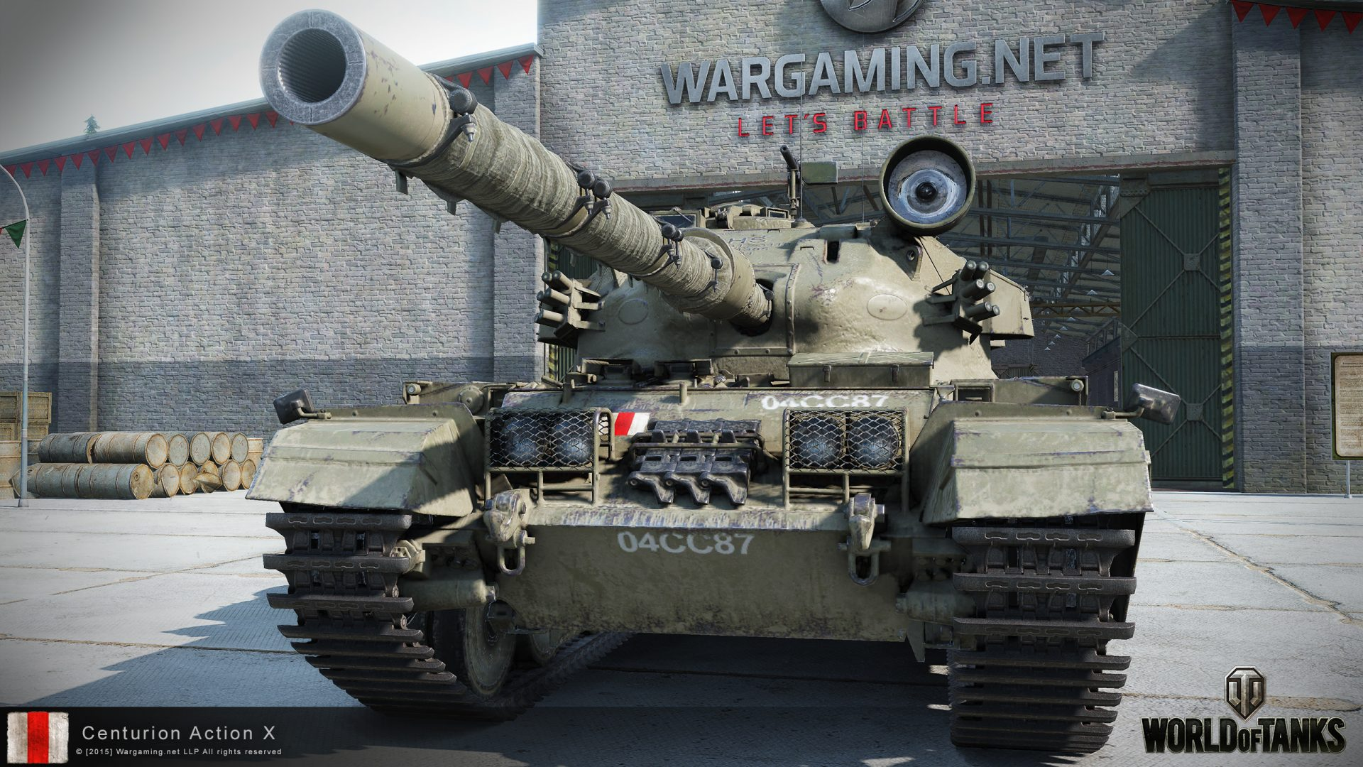 New World Of Tanks Update Is Now Live
