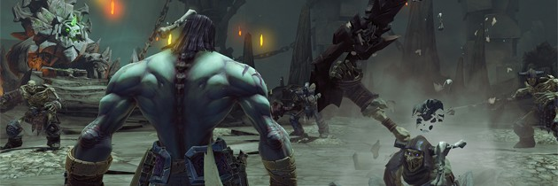 Review: Darksiders 2 Deathinitive Edition