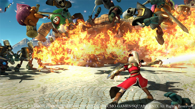 Dragon Quest Heroes Confirmed For PC Release
