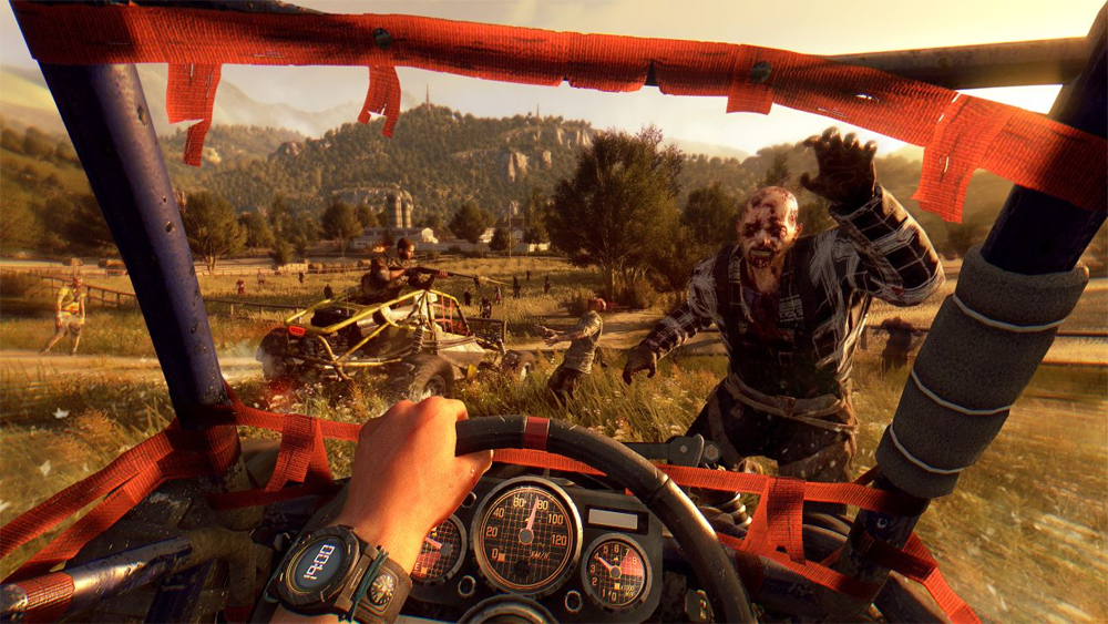 Dying Light The Following Story Trailer