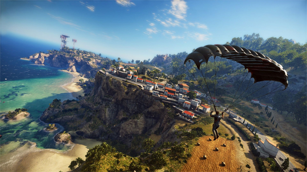 New Just Cause 3 Trailer Featuring Kasabian