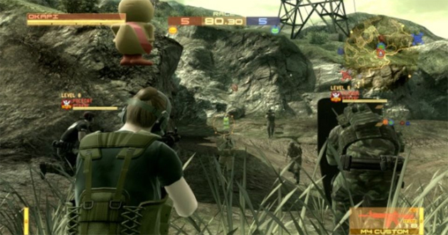 Metal Gear Online Tournament Announced