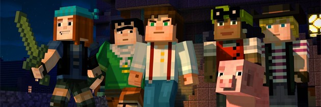 Minecraft Story Mode Debuts On Wii U Later This Week