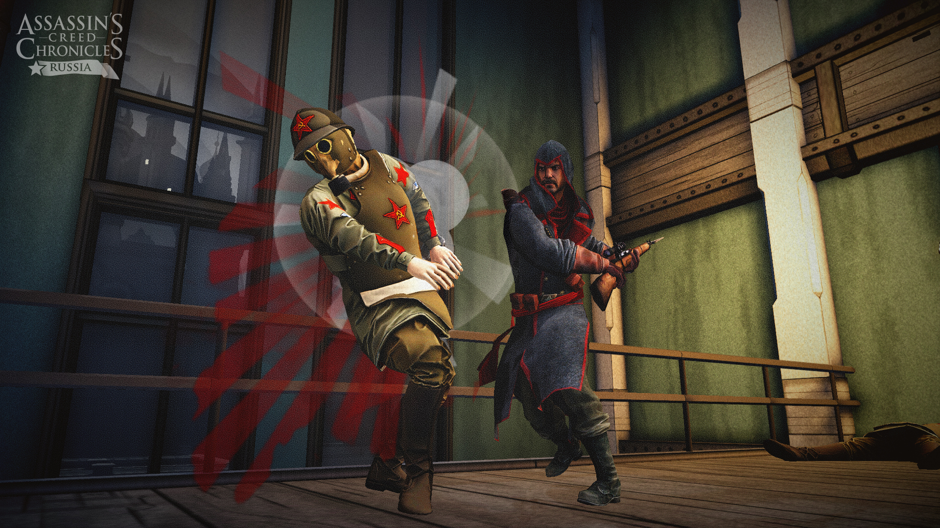 Assassin's Creed Chronicles Trilogy Sneaking To Consoles Early 2016
