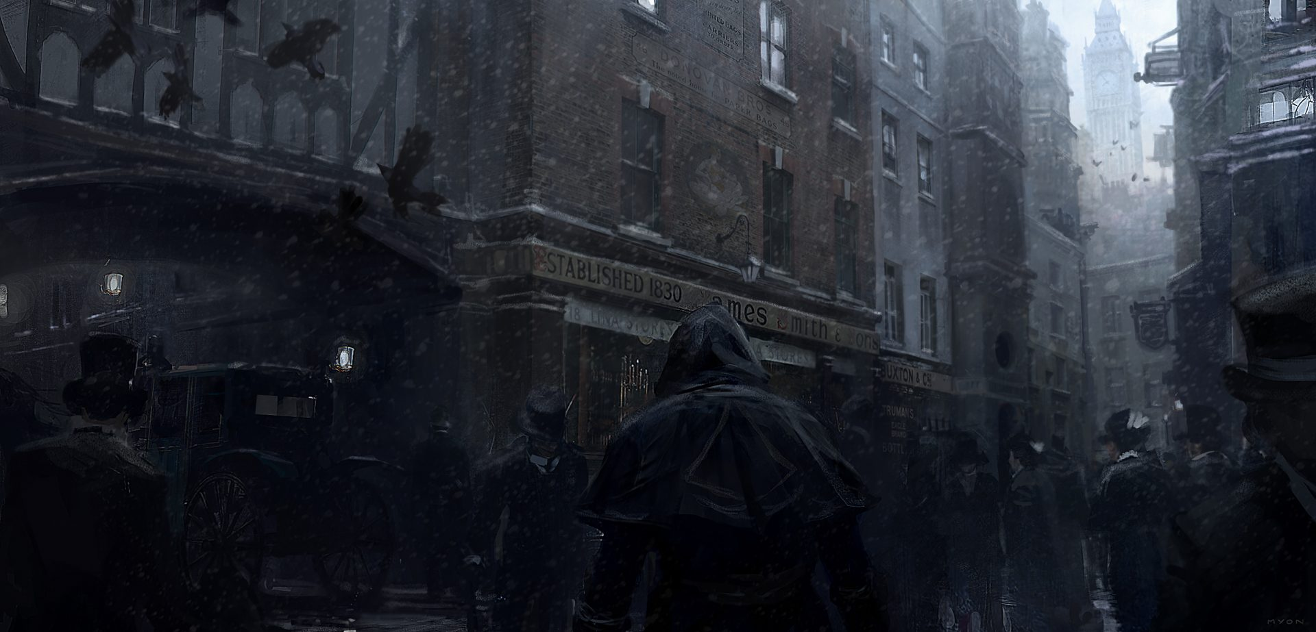 Roam Around London Through The Eyes Of Jack The Ripper