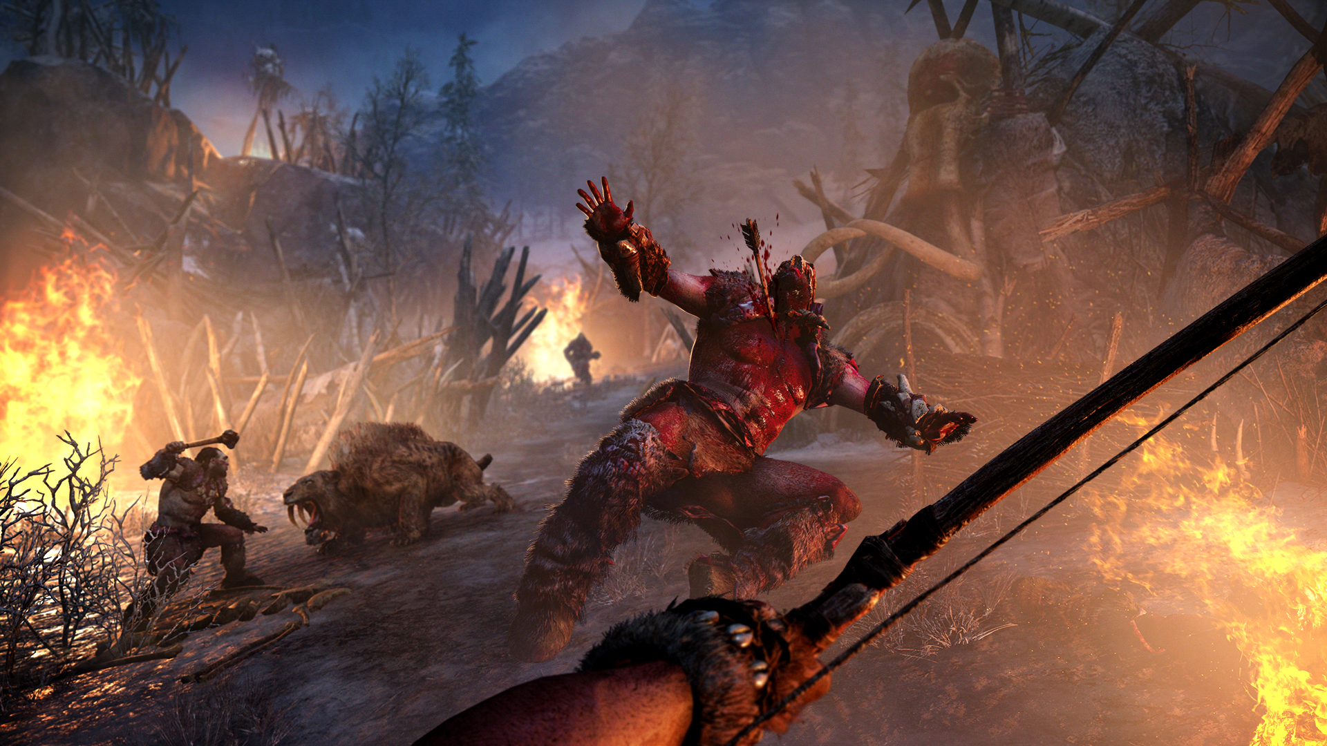Far Cry Primal Collector's Edition Detailed