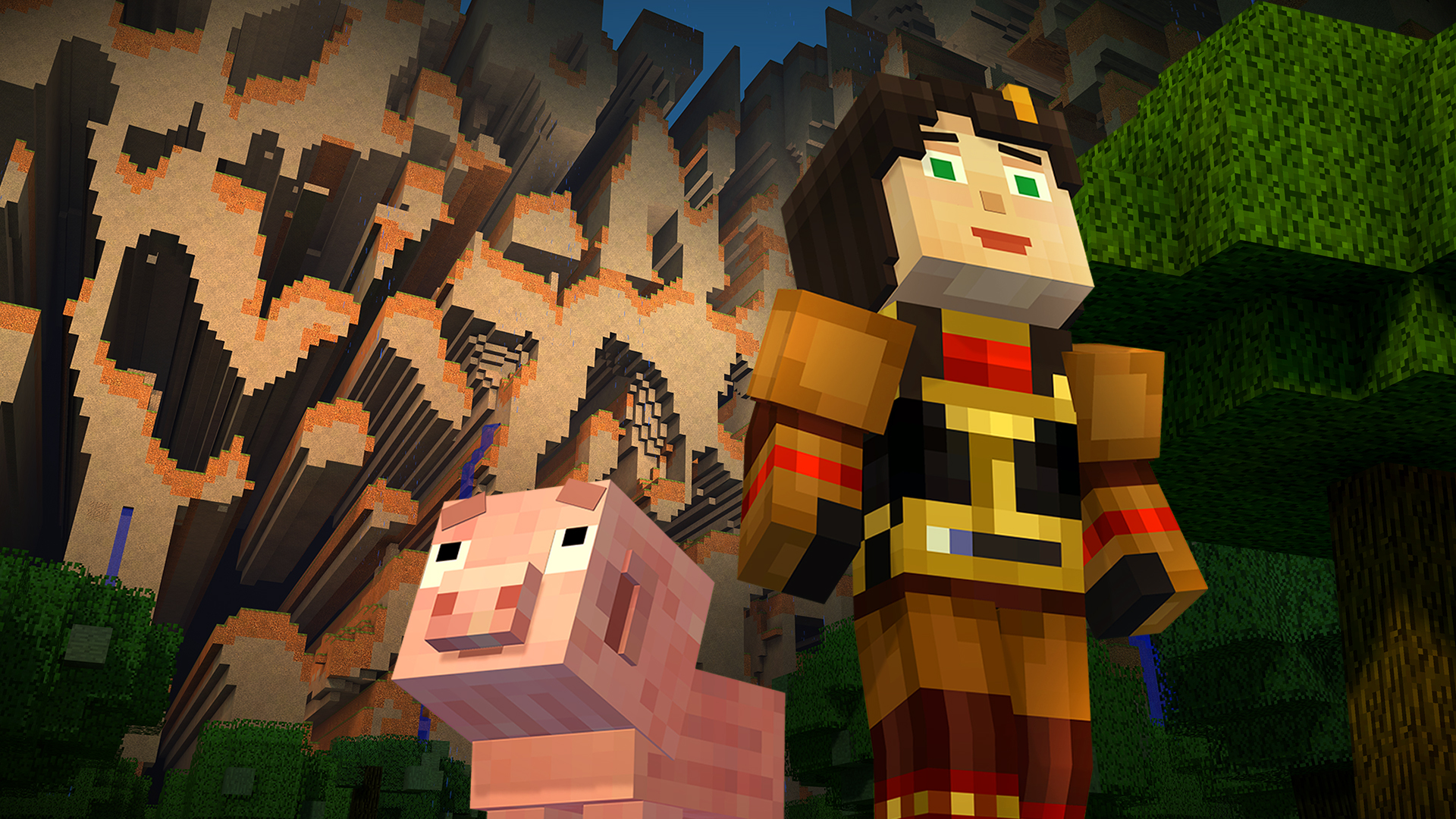 Minecraft Story Mode Releasing Just In Time For Christmas