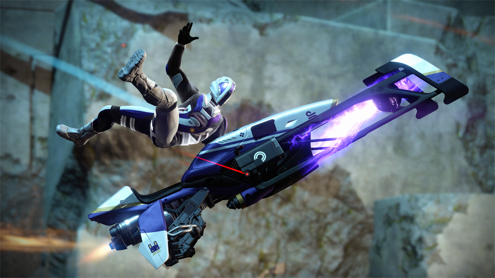 Sparrow Racing League For Destiny: The Taken King Now Available