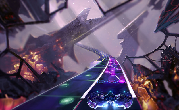 Amplitude Release Date Announced; Launch Trailer Now Available