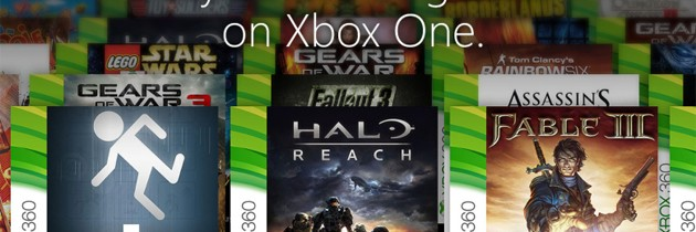 Updated List Of Backward Compatible Games On Xbox One