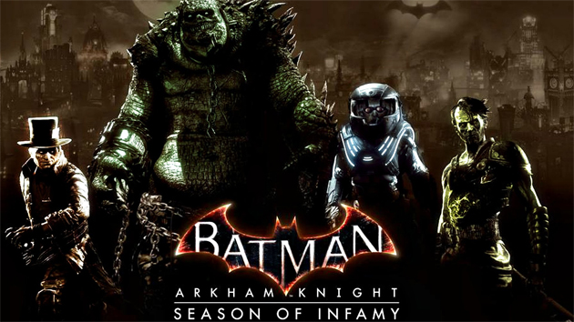 New Batman: Arkham Knight Expansion Now Available