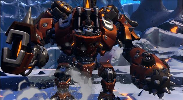 Battleborn PSX Announcements