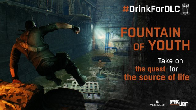 Dying Light's #DrinkForDLC Content Revealed